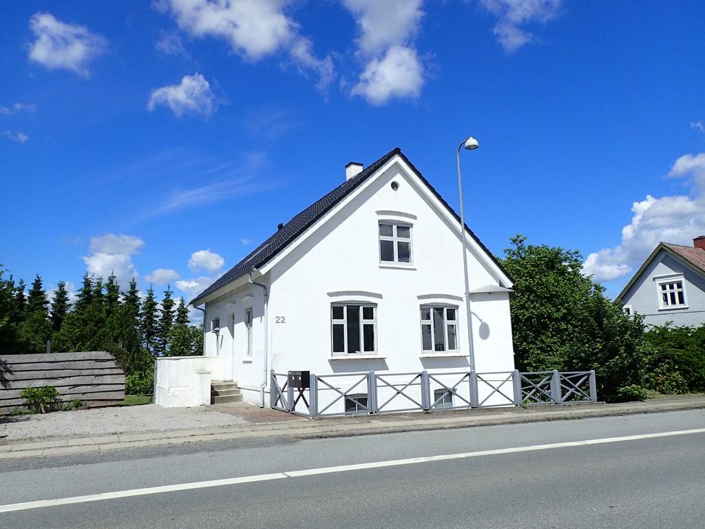Egebjergvej 22 Gedved, facade
