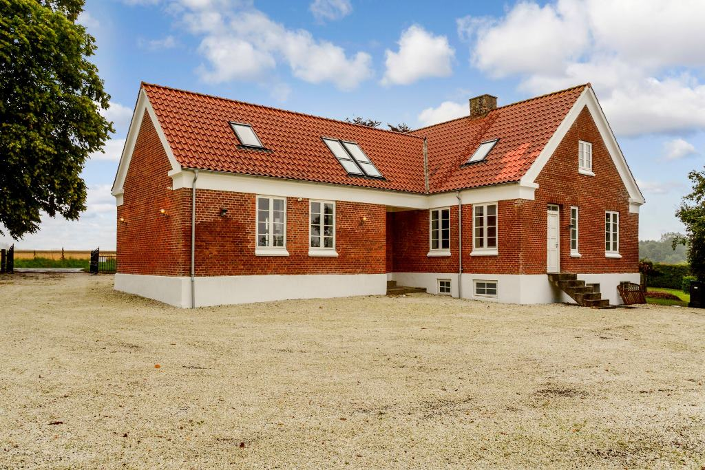 Låsbyvej 61 Skanderborg gårdsplads 2