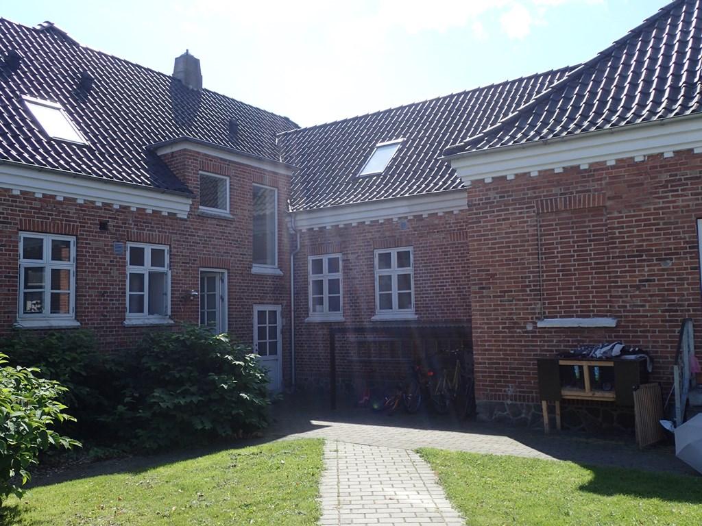Vestervej 2b, 1. th. Gedved facade 2