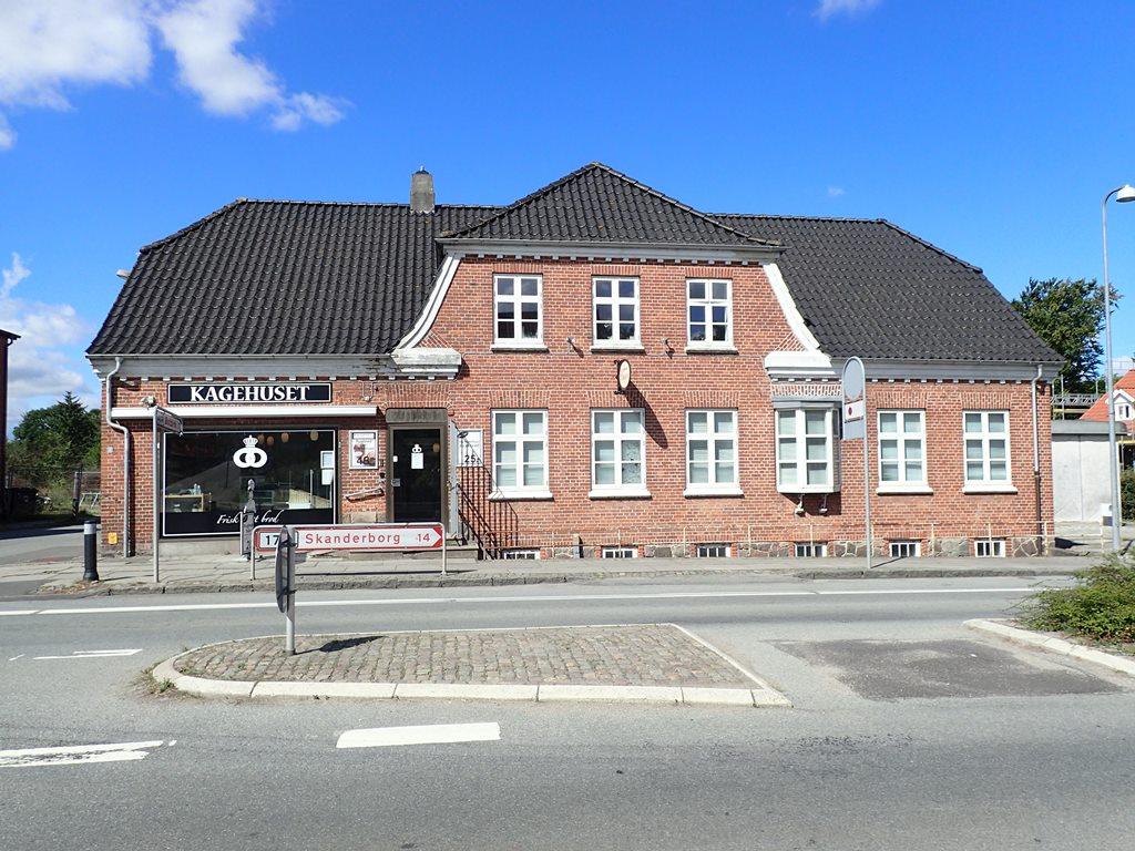 Vestervej 2b, 1. th. Gedved facade 1