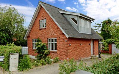 Hyggelig villa på Vroldvej
