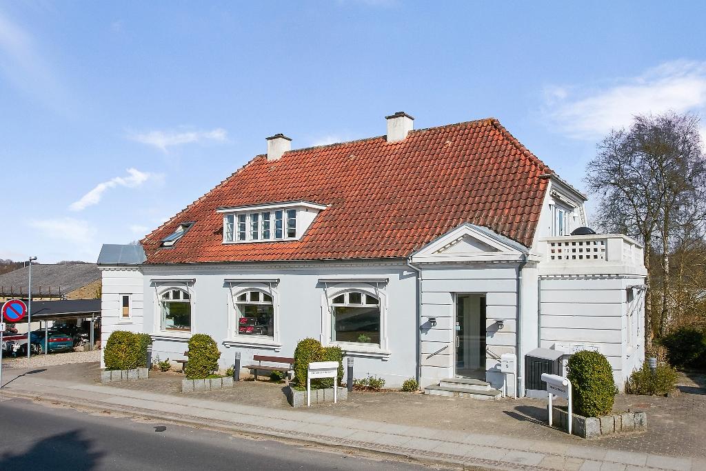Horsensvej 5, Hovedgård - Facade