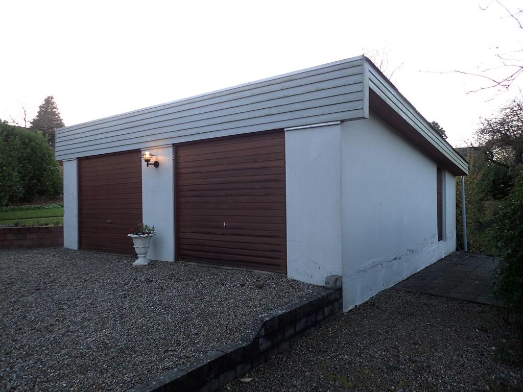 Møllevej 4 Hovedgård - Garage