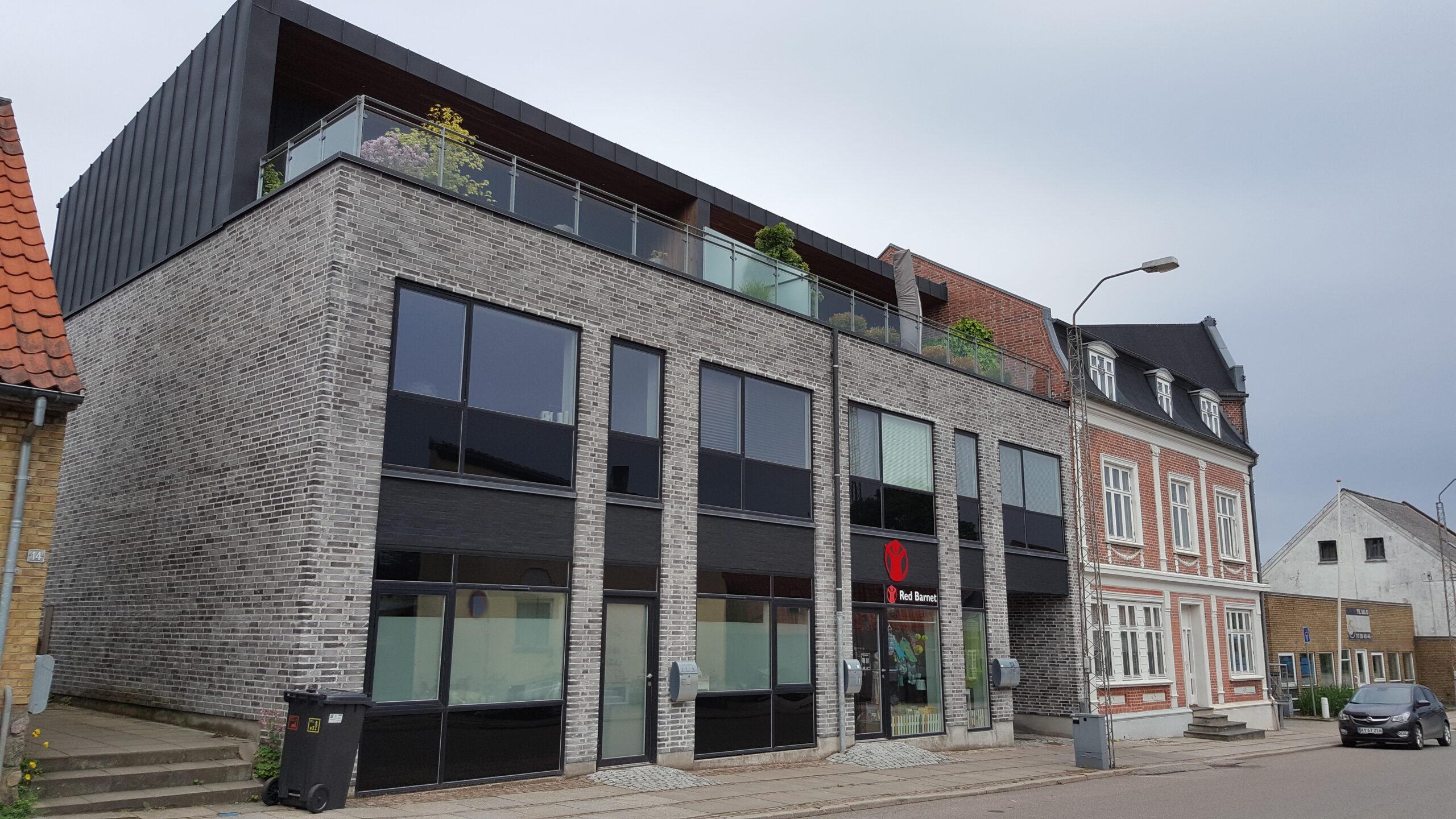 Horsensvej 12, facade 1