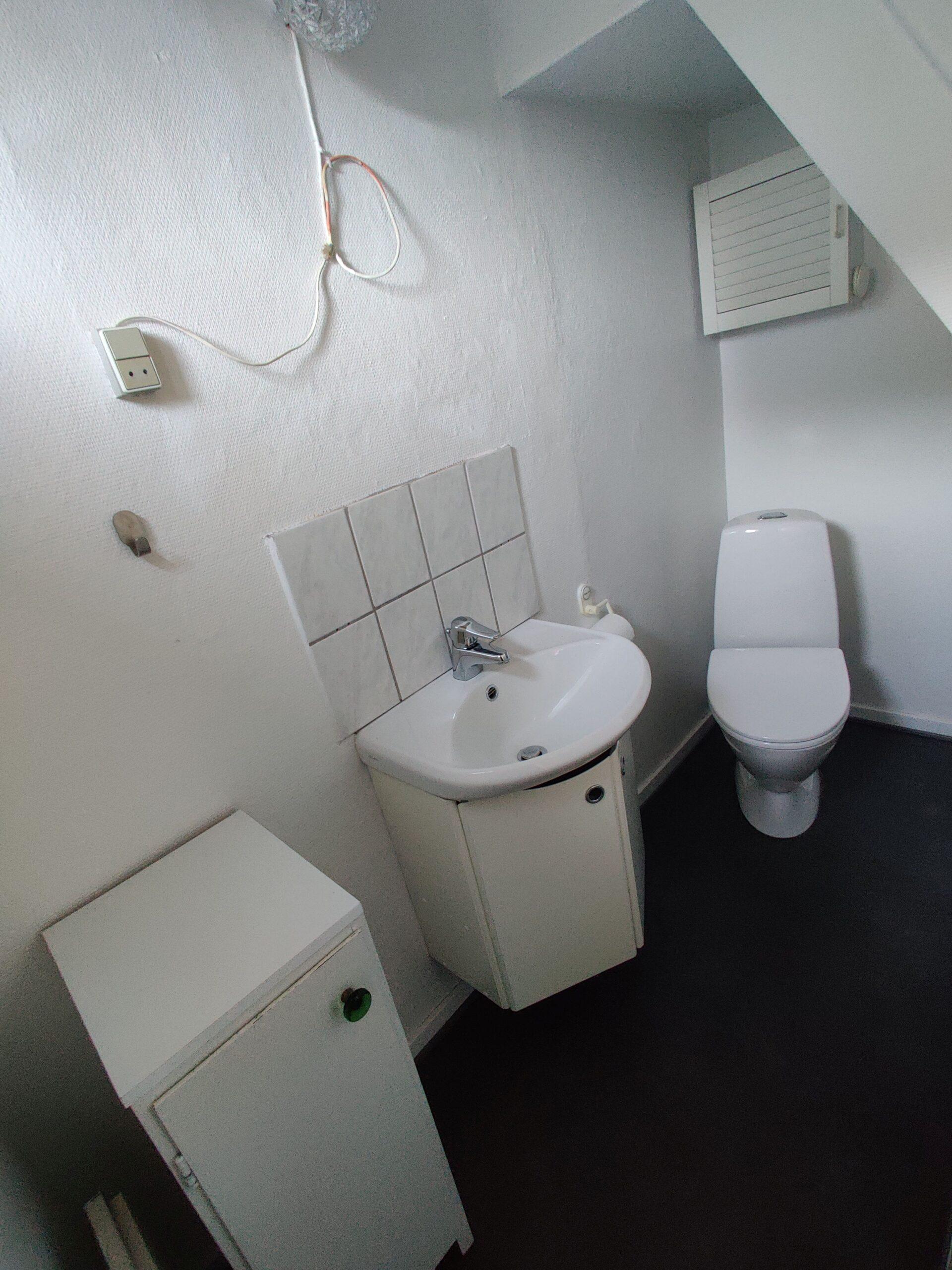 Vroldvej 91, toilet